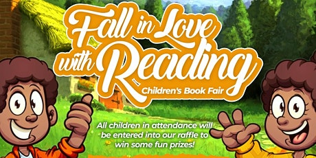 FALL IN  LOVE WITH READING CHILDREN'S BOOK FAIR tickets