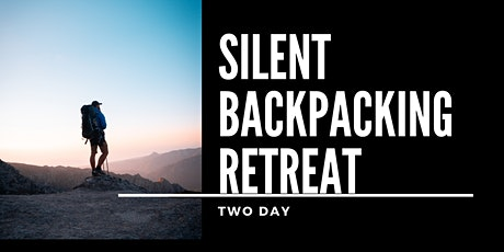 Silent Backpacking Retreat tickets