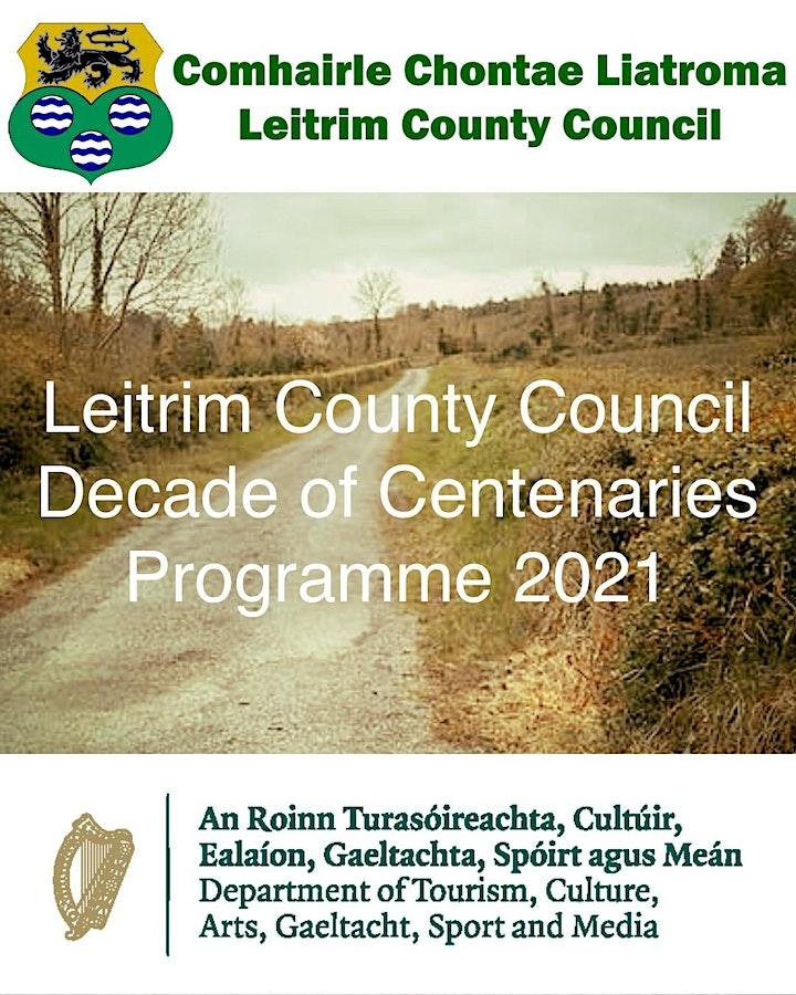 Leitrim Decade of Centenaries Symposium 2021 image