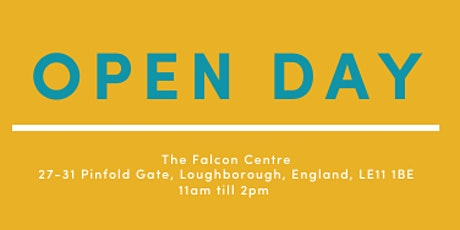 Falcon Support Services - Open Day tickets