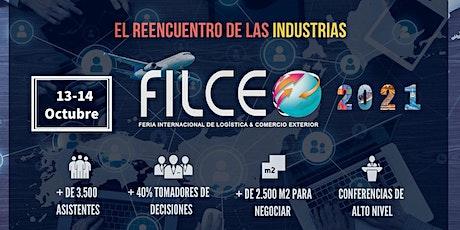 FILCE Feria Internacional de Logística, Comercio Exterior, E-Commerce & IA ingressos