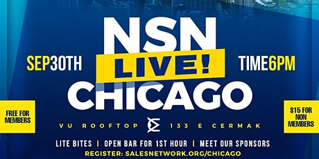 NSN Chicago Live tickets