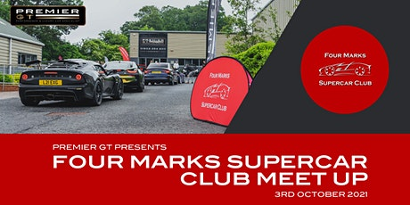 Four Marks Supercar Owners Club Meet Up @ Premier GT tickets