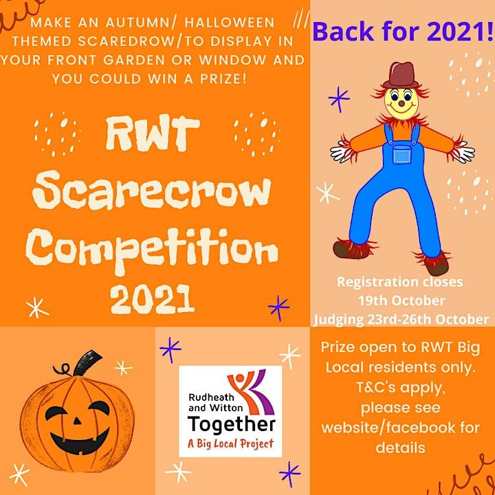 Registration - RWT Scarecrow Competition 2021 image