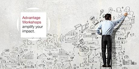 Advantage Workshop | Advanced Collaboration Techniques tickets