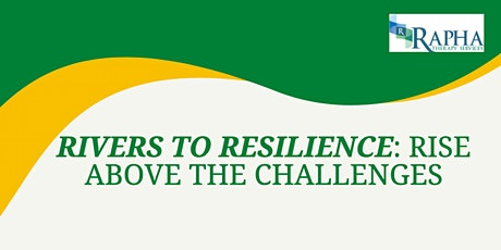 Rivers to Resilience One Day Workshop - 29th September 2021 tickets