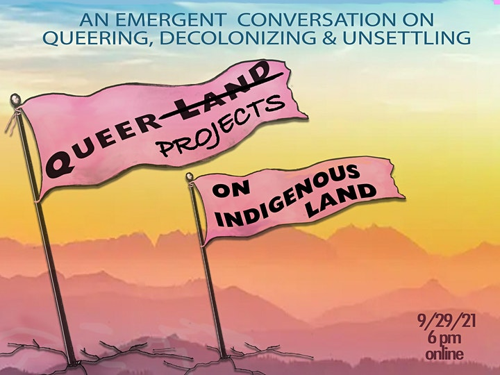 Queer  Projects on  Indigenous Land image