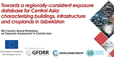 4th - Towards a regionally-consistent exposure database for Central Asia tickets