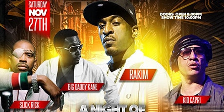 A Night Of Hip-Hop Royalty tickets