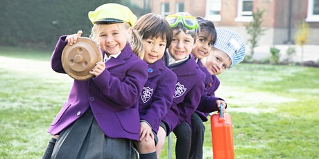 School Open Morning Saturday 9th October tickets