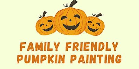 Pumpkin Painting Night tickets