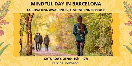 Mindful Day in Barcelona billets