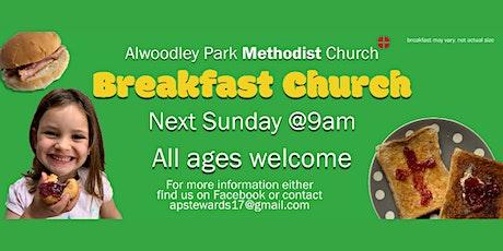 Breakfast Church tickets