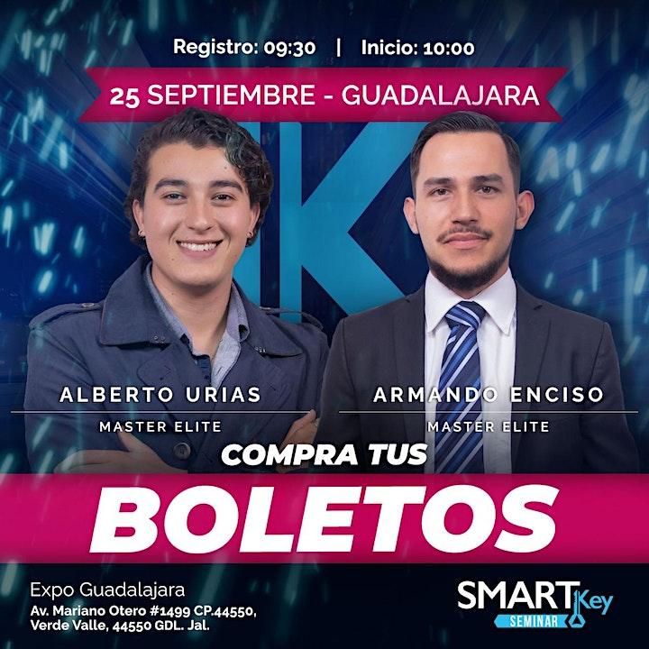 Imagen de Smart Key Seminar - Guadalajara