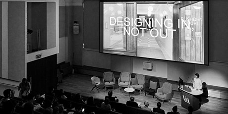 Design at the forefront of change tickets
