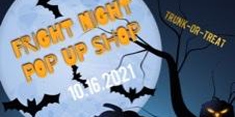 Fright Night Pop Up Shop tickets
