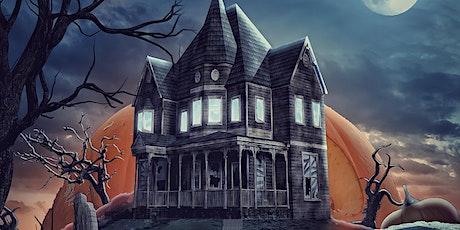 The Haunted Halton Experience:  Original Character Design tickets