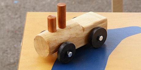 A Toy Making Workshop tickets