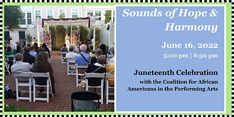 Let Freedom Sing! A Juneteenth Celebration tickets