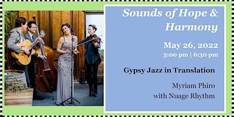 Gypsy Jazz in Translation tickets