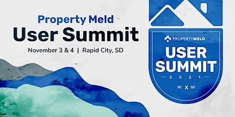 Property Meld User Summit tickets