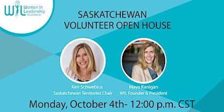 Saskatchewan Chapter - Volunteer Open House tickets