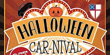 Trinity's Halloween Bash Car-nival tickets