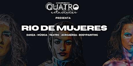 Rio de Mujeres entradas