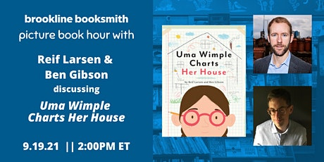 Picture Book Hour: Reif Larsen and Ben Gibson tickets