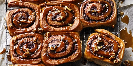 Maple Buns & Gingerbread Loaf Cookery Class tickets
