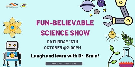 Fun-Believable Science Show tickets