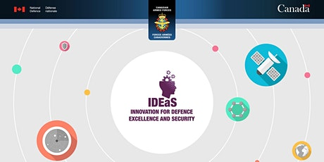 Innovation for Defence Excellence and Security (IDEaS) program tickets