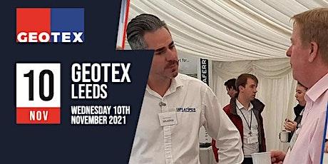 GEOTEX Leeds 2021 - Ground Engineering Seminar tickets