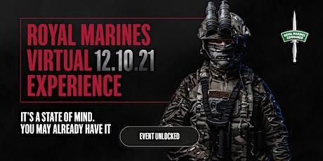 Royal Marines Virtual Experience Tickets