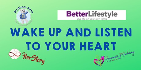 WAKE UP AND LISTEN TO YOUR HEART tickets