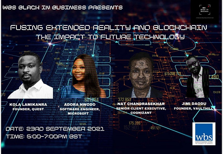 FUSING EXTENDED REALITY AND BLOCKCHAIN: THE IMPACT TO FUTURE TECHNOLOGY image