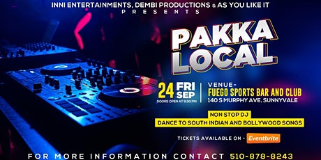 Pakka Local tickets