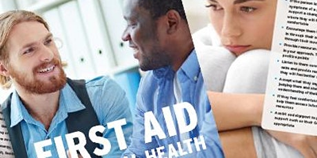 First Aid for Mental Health (Level 2 RQF) - 1 day tickets