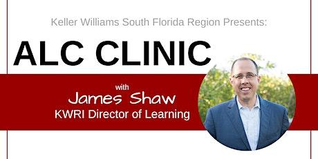 South Florida Region ALC Clinic tickets