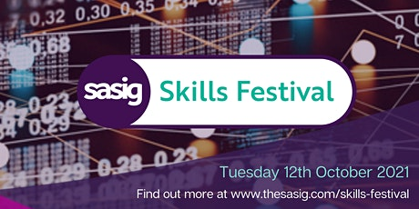 SASIG's Cybersecurity Skills Festival tickets