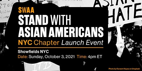 Stand with Asian Americans NYC Chapter Launch Event tickets