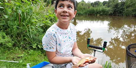 Free Let's Fish! -  Chester - Learn to Fish session - PSAC tickets