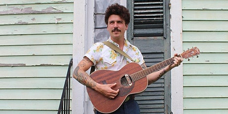 Nick Shoulders at Sidetracks Music Hall tickets