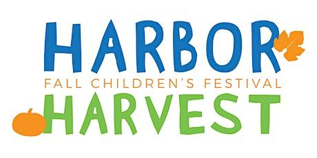 14th Annual Harbor Harvest Fall Children's Festival tickets