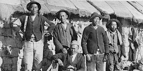 Mae M. Ngai | The Chinese Question: The Gold Rushes and Global Politics tickets
