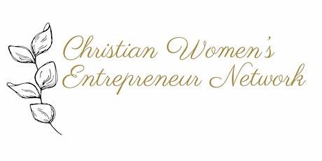 Christian Women's Entrepreneur Network tickets