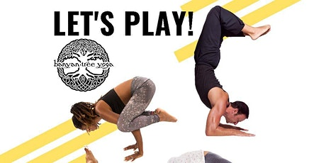 Let's Play! A Yoga Exploration Workshop tickets