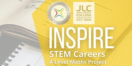 INSPIRE Studying A Level Maths Launch tickets