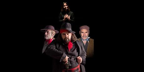 CUCARACHA: SANGRE, AMOR Y MUERTE EN LOS MONEGROS - Teatro de Robres-COMEDIA entradas