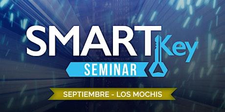 Smart Key Seminar - Los Mochis boletos